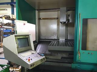 Milling machine DMG DMU 125 T, Y.  1999-6