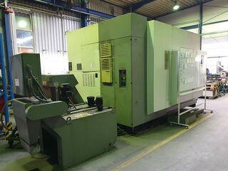 Milling machine DMG DMU 125 T, Y.  1999-7