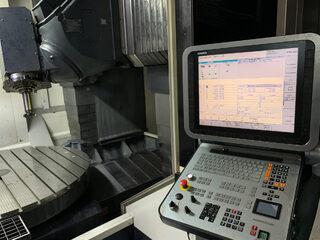 Milling machine DMG DMU 210 P, Y.  2010-1