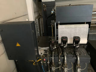 Milling machine DMG DMU 210 P, Y.  2010-7