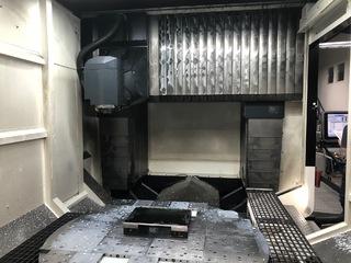 Milling machine DMG DMU 210 P, Y.  2016-2