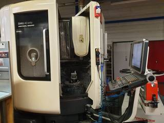 Milling machine DMG DMU 40 evo-0