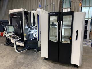 Milling machine DMG DMU 40 evo & PH 150-0