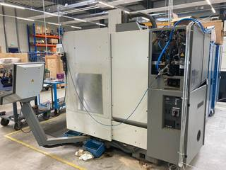 Milling machine DMG DMU 50-10