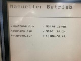 Milling machine DMG DMU 50-2