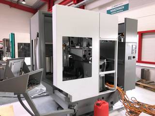 Milling machine DMG DMU 50 Evolution, Y.  1999-13