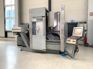 Milling machine DMG DMU 50 eVo linear-1