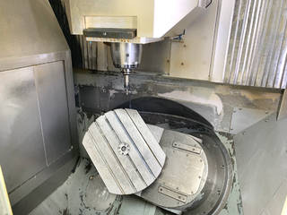 Milling machine DMG DMU 50 eVo linear-3