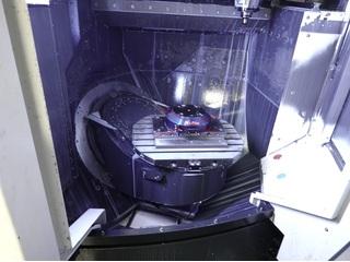 Milling machine DMG DMU 60 Evo-2