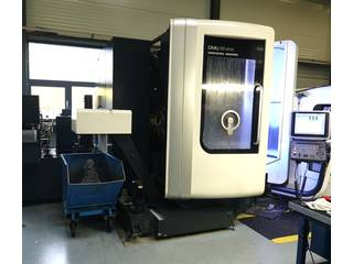 Milling machine DMG DMU 60 Evo-0