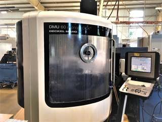 Milling machine DMG DMU 60 monoBlock, Y.  2011-0