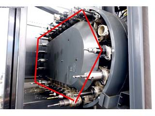 Milling machine DMG DMU 65 monoBlock, Y.  2011-4