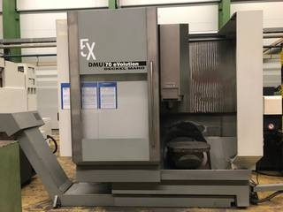 Milling machine DMG DMU 70 Evo-1