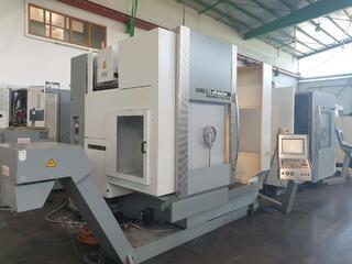 Milling machine DMG DMU 70 Evo-7