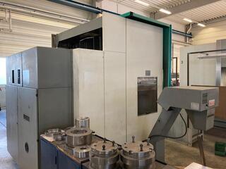 Milling machine DMG DMU 70 V-9