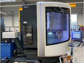 Milling machine DMG DMU 80 evo-0