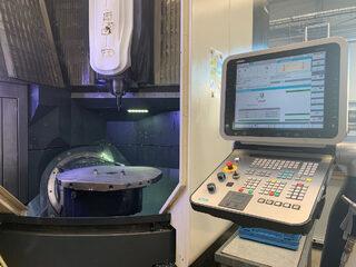 Milling machine DMG DMU 80 evo-1