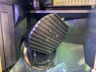Milling machine DMG DMU 80 evo-2