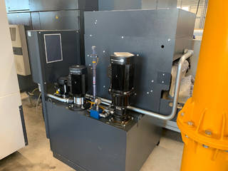 Milling machine DMG DMU 80 evo-5