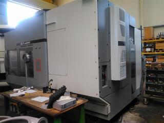Milling machine DMG DMU 80 P duoBlock 18.sp 60 Wz, Y.  2006-1