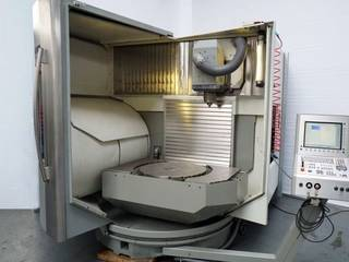 Milling machine DMG DMU 80 T-1