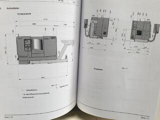 Lathe machine DMG Gildemeister CTX 450 ecoline-4