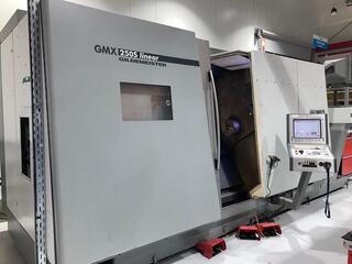 Lathe machine DMG GMX 250 S linear-0