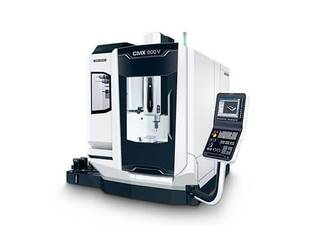 Milling machine DMG Mori CMX 600 V-0
