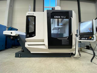 Milling machine DMG Mori CMX 70 U, Y.  2019-0