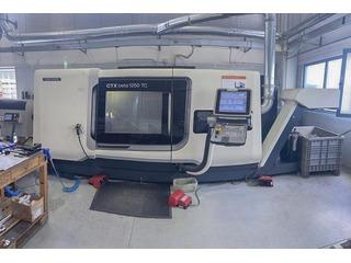 Lathe machine DMG Mori CTX beta 1250 TC-0