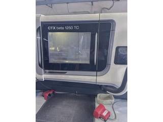 Lathe machine DMG Mori CTX beta 1250 TC-1