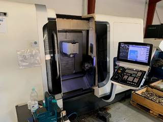 Lathe machine DMG MORI CTX beta 800 TC-0