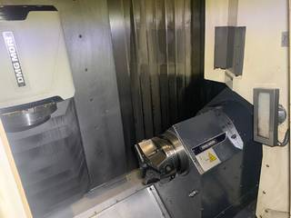 Lathe machine DMG MORI CTX beta 800 TC-3