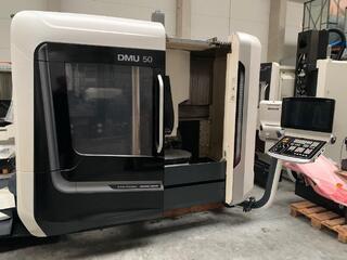 Milling machine DMG Mori DMU 50 3rd Gen.-0