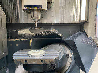 Milling machine DMG Mori DMU 70 Evo Linear-2