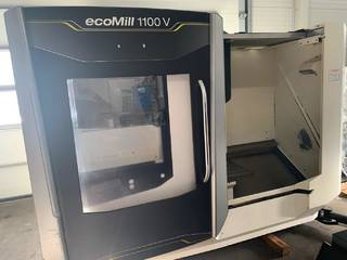 Milling machine DMG MORI ecoMill 1100 V-0