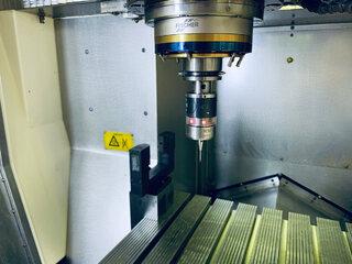 Milling machine DMG MORI HSC 70 Linear, Y.  2014-5