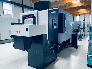 Milling machine DMG MORI HSC 70 Linear, Y.  2014-6