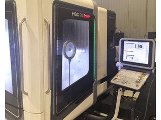Milling machine DMG Mori HSC 70 linear, Y.  2015-1