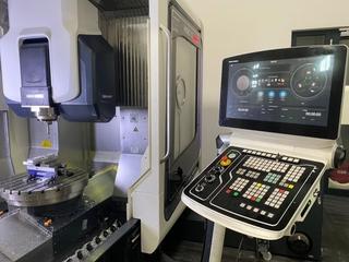 Milling machine DMG Mori HSC 70 linear-1