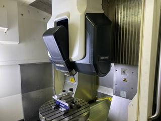 Milling machine DMG Mori HSC 70 linear-2