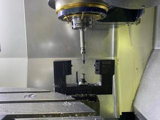 Milling machine DMG Mori HSC 70 linear-3