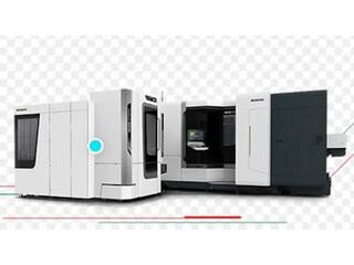 Milling machine DMG Mori NHX 5000 - 6CPP-1