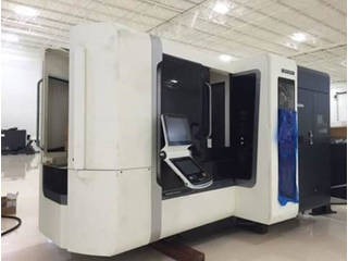 Milling machine DMG Mori NHX 5000 - 6CPP-2