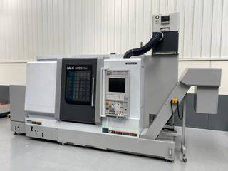 Lathe machine DMG MORI NLX 4000 BY/750-1