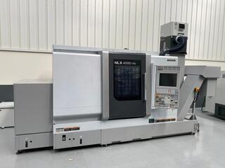 Lathe machine DMG MORI NLX 4000 BY/750-2