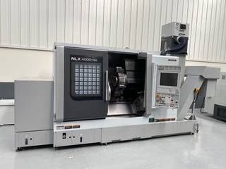 Lathe machine DMG MORI NLX 4000 BY/750-4