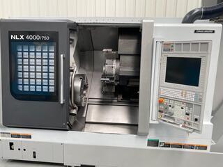 Lathe machine DMG MORI NLX 4000 BY/750-6