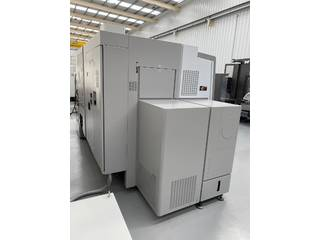 Lathe machine DMG MORI NLX 4000 BY/750-8