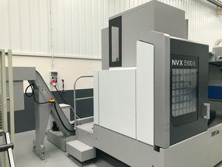 Milling machine DMG Mori NVX 5100 II / 40 RV, Y.  2013-9